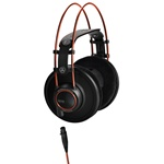 AKG K712 PRO Open Over-Ear Reference Studio Headphones