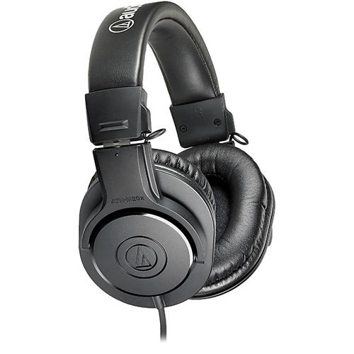 audio technica ath m20x professional monitor headphones. Black Bedroom Furniture Sets. Home Design Ideas