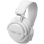 Audio-Technica ATH-PRO5XWH Professional Over-Ear DJ Monitor Headphones (White)