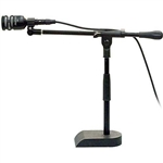 Audix D6-KD Dynamic Instrument Kick Drum Microphone with Stand
