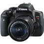 Canon EOS Rebel T6i Digital SLR w/ EF-S 18-55mm IS STM Lens and Wi-Fi Enabled