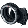 Canon Drop-In Filter Mount Adapter EF-EOS R with Variable ND Filter