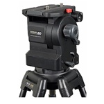 Daiwa Slik Daiwa-80 Heavy-Duty Broadcast Fluid Tripod Head