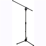 Galaxy Audio MST-18 Microphone Stand with Adjustable Microphone Boom