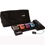 Gator Cases G-BONE Pedal Board w/ Carry Bag & Power Supply