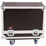 Gator Cases G-TOUR SPKR-2K12 Tour Series Speaker Case for Two QSC K12 Speaker Cabinets