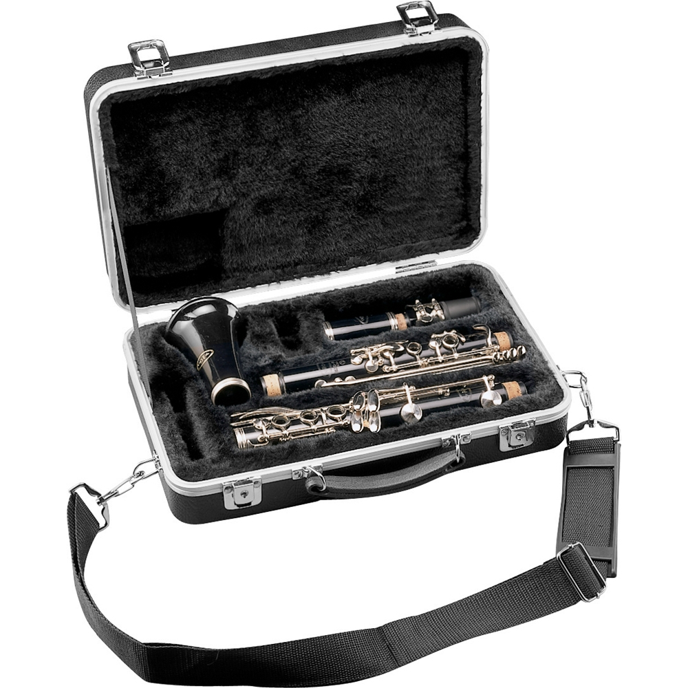 Gator Cases Gc Clarinet Deluxe Molded Case For Clarinets