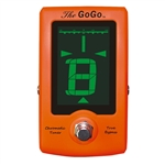 GoGo Tuner Chromatic Multi Instrument Pedal