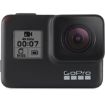 GoPro HERO 7 Black Waterproof Digital Action Camera with Touch Screen 4K HD Video and 12MP Photos