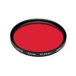 Hoya 52mm Red #25 Multi Coated Glass Filter