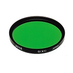 Hoya 72MM X1 HMC Indoor Portraits Green Filter