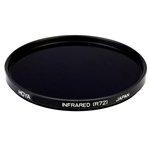 Hoya 62MM Infrared Filter R72 (B-Series)