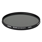 Hoya EVO ANTISTATIC 67mm CIR-PL S Multi-Coated Water & Stain Resistant Filter