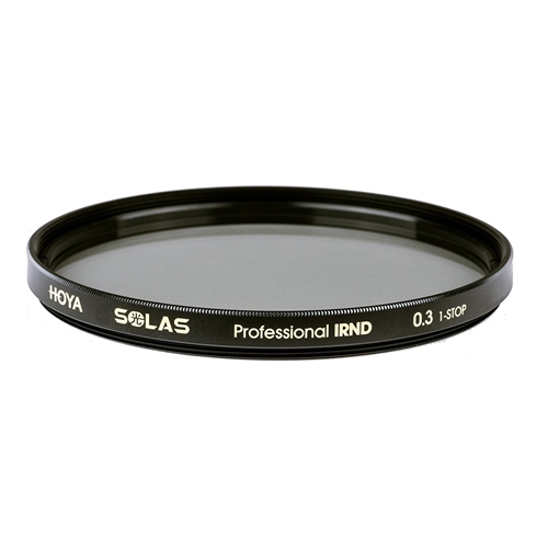 Hoya SOLAS 49mm Professional IRND 0.3 1-STOP Premium ND Filters + IR Reduction