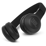 JBL E45BT 40mm Drivers Over-Ear Wireless Headphones (Black)