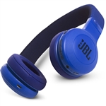 JBL E45BT 40mm Drivers Over-Ear Wireless Headphones (Blue)