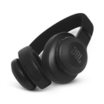 JBL E55BT 50mm Drivers Over-Ear Wireless Headphones (Black)