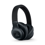 JBL E65BTNC Wireless over-ear Noise Canceling Headphones (Black)