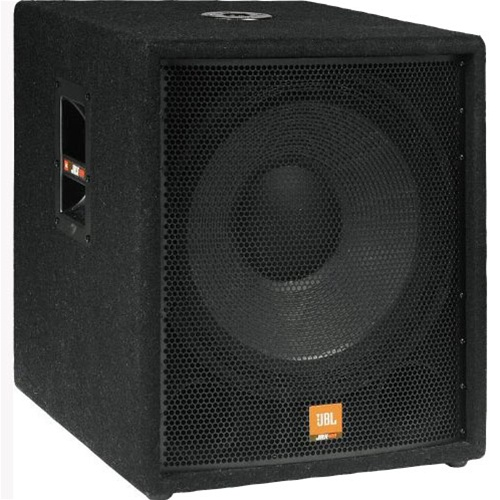Jbl Jrx118sp Self Powered Single 18 Inch 350 Watt