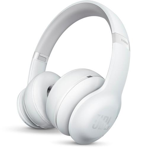 Jbl Everest 300 Wireless Bluetooth On Ear Headphones White