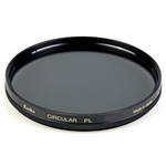 Kenko KB-55CRPL 55MM Multi-Coated Circular Polarizer Filter
