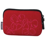 Lowepro Melbourne 10  Compact Camera Case (Red)