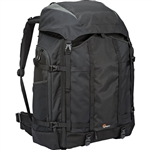 Lowepro Pro Trekker 650 AW Camera and Laptop Backpack Bag (Black)