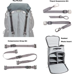 MindShift Gear r180 Pro Bundled Accessory Kit for Rotation180° Pro Backpack