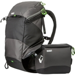 MindShift Gear Rotation 180 Panorama Pro Backpack Waistpack Combo (Charcoal)