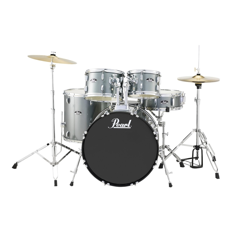 Pearl Drums Roadshow RS525SC/C706 5-Piece Drum Set ...