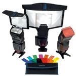 Rogue Photographic Design ROGUEKIT-S Starter Lighting Kit