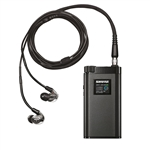 Shure KSE1500 Premium High-Resolution Audio Electrostatic Earphone System
