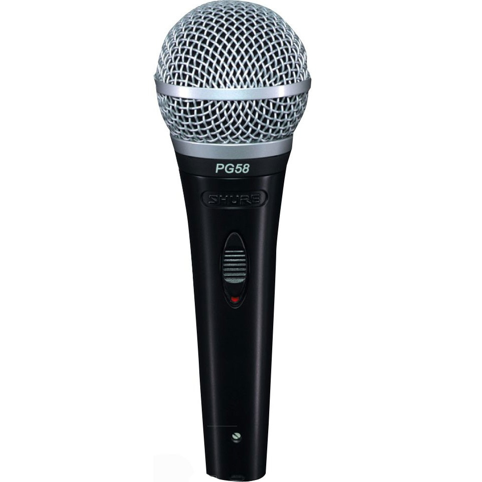 Shure PGA48-XLR Cardioid Dynamic Vocal Microphone with 15 XLR-XLR Cable Shure Incorporated