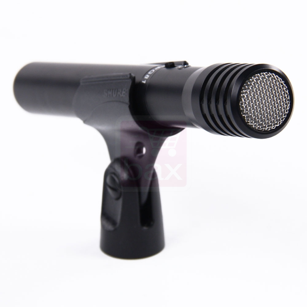 Shure Pg81 Lc Instrument Condenser Cardioid Microphone