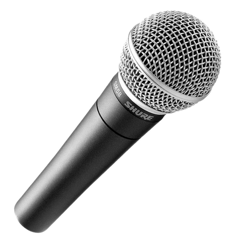 shure sm58 lc cardioid dynamic microphone. Black Bedroom Furniture Sets. Home Design Ideas