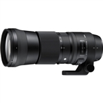 Sigma 150-600mm 5-6.3 Contemporary DG OS HSM Lens for Canon EF