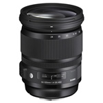 Sigma 24-105mm f/4.0 DG OS HSM ART Zoom Lens for Canon Cameras