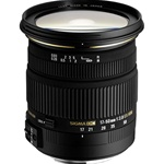 Sigma 17-50mm f/2.8 EX DC OS HSM for Canon DSLR