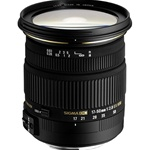Sigma 17-50mm f/2.8 EX DC OS HSM for Sony DSLR