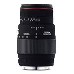 Sigma 70-300mm f/4-5.6 DG APO Macro Telephoto Zoom Lens for Canon