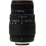 Sigma 70-300mm f/4-5.6 DG APO Macro Motorized Lens for Nikon