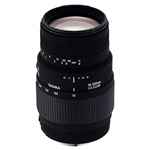 Sigma 70-300mm f/4-5.6 DG Macro For Canon DSLR Cameras