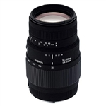Sigma 70-300mm f/4-5.6 DG Macro For Sony DSLR Cameras