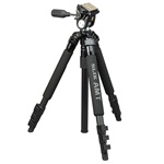 Slik PRO 340 EZ Tripod Kit, with SH-707E Multi-Action Pan Head 613-034