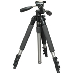 Slik PRO 340 EZ Tripod Kit, with SH-707E Multi-Action Pan Head 613-340