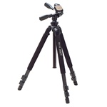 Slik Pro 500 DX Professional Tripod with A.M.T. Alloy Legs 615-320