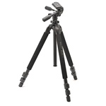 Slik Pro 500HD Tripod with 3-Way Panhead w/Quick Shoe  615-501