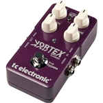 TC Electronics Vortex Mini Flanger Guitar Effect Pedal (960808001)