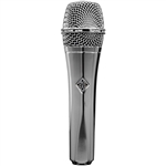 Telefunken M80 Dynamic Hand Held Microphone (Chrome)