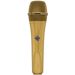 Telefunken M80 Dynamic Hand Held Microphone (Gold)